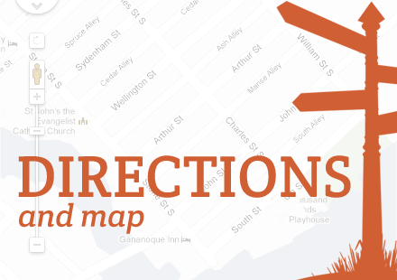 Directions and Map